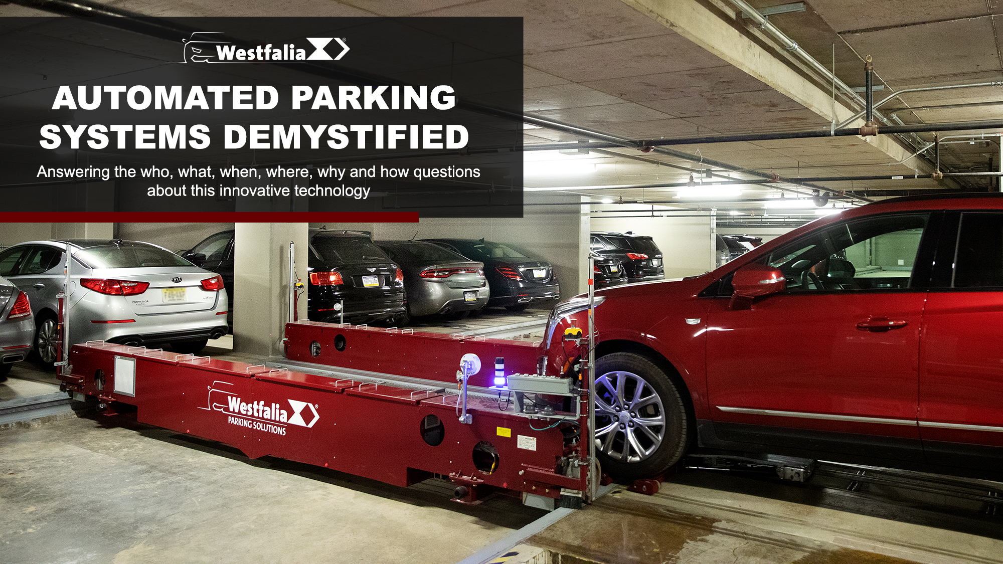 Automated Parking Demystified