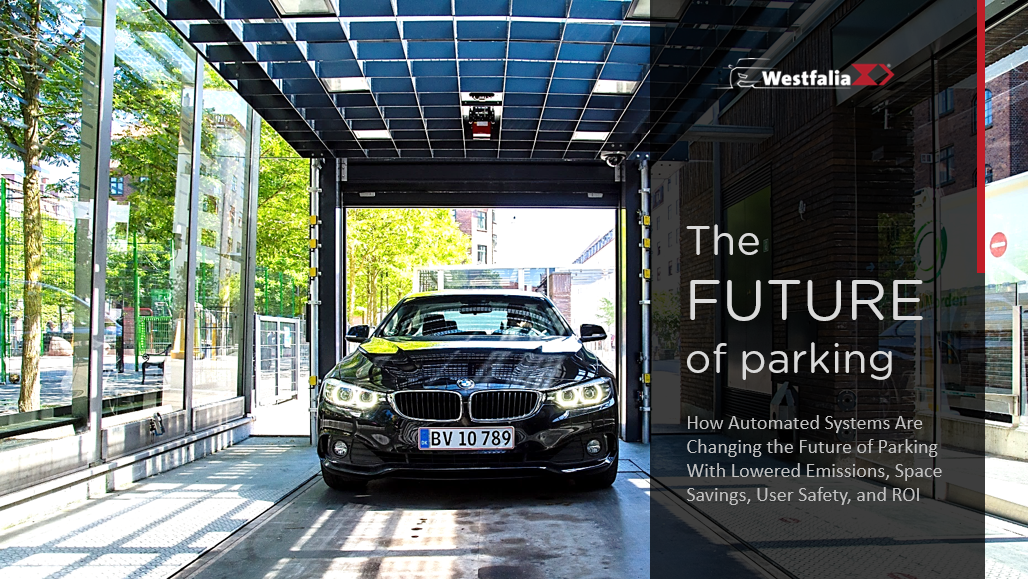 The Future of Parking Lunch and Learn