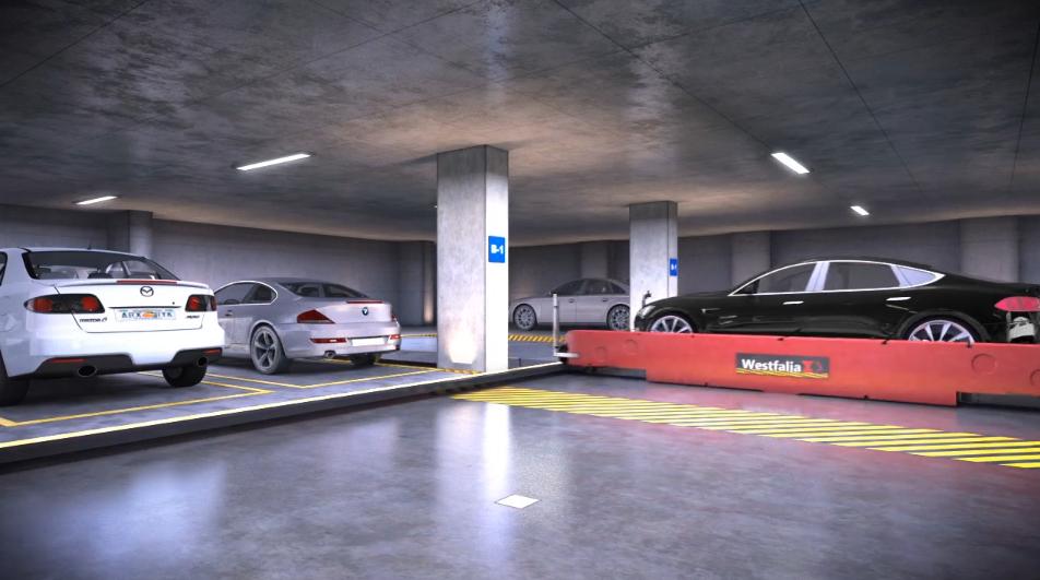 Westfalia Parking Solutions - 500 Walnut
